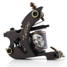 Special Technology CNC Cut Handmade Brass Coil Tattoo Machine