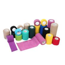 Bandage élastique cohésif (avec 2,5-10 cm)