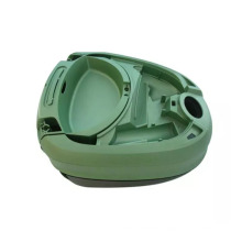 Custom injection molded spare small plastic moulding parts manufacturing cnc machining 3d printed parts