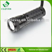 Promotion 12000-15000MCD 14 führte Mini-Aluminium LED-Taschenlampe