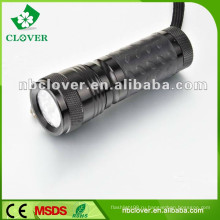 Промотирование 12000-15000MCD 14 вело миниый проблесковый свет водить алюминиевым цветом