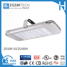 with Lm79 High Lumen Hot Sale LED High Bay Light Industrial Light 240W