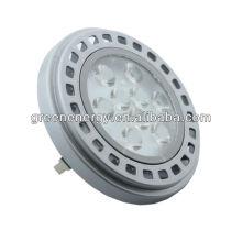 Ampoule AR111 de TUV CE G53 12V LED, lampe de poche AR111 LED