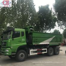 Mini camiones volquete camión volquete de carga automática