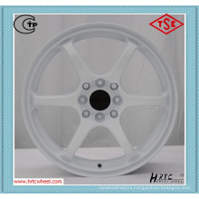 directly manufacture white car wheel rims for all types of cars