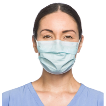 masque facial avec ventilateur médical