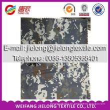 nuevos diseños T / C camuflaje tejido stock impreso para la venta caliente