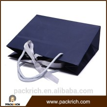 Recycled luxury high quality kraft free sample paper bag