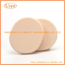 Hot sell makeup powder puff oval cosmetic sponge puff