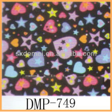 Printed canvas fabric for bag 749
