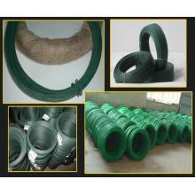 Alambre de PVC / alambre de unión / alambre de PVC revestido del hierro