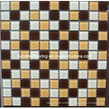 Azulejo de mosaico de cristal (HS108)