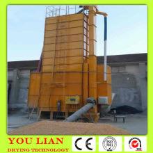 Secador de Feijão Preto de Biomassa