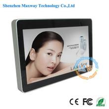 16:10 resolución 1280X800 Ipad tipo 10.1 pulgadas LCD reproductor de publicidad
