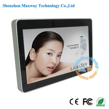 16:10 resolution 1280X800 Ipad type 10.1 inch LCD advertising player