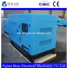 Generador diesel silencioso 30kw con el motor 4BT3.9-G