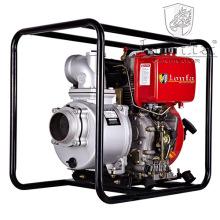 4inch bomba de agua del motor diesel del tipo 10HP de Kama para la venta