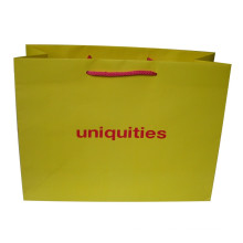 Custom Logo Printed Paper Bag for Shoe/Clothes/Gift Packaging Bag