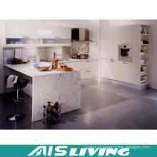 Mobília dos armários de cozinha da L-Forma para a cozinha pequena (AIS-K253)