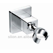 Chrome brass shower bracket