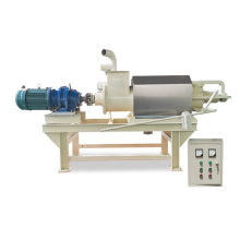 Animal Manure Dehydrating Machine chicken dung drying machine cow feces processing separator machine