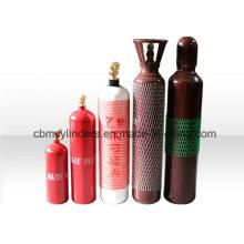 2L~12L ISO3807 Acetylene Cylinders/Tanks/Bottles