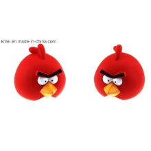 Juguetes de juguete de vinilo precioso plástico Anyry juguete de aves