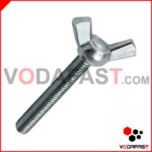 Quality Wing Bolt Zinc Plated