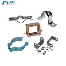 custom Small metal belt clip spring steel pcb clip metal