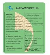 12% Sallnomycin Feed Additive Powder