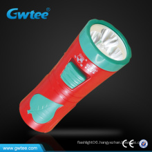 Rechargeable cash-check led flashlight micro torch