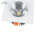 Neues Design Aluminium High Power Einbauleuchte 9W LED Downlight