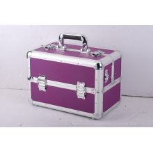 Locking Aluminum Storage Tool Case