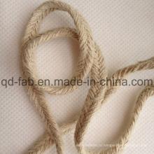 """Эко-дружественный плетеный тесьма (HBW-1/4 """")"""