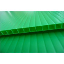 2mm - 10mm Thick Twin Wall Plastic Sheet , Pp Twin Wall Plate Colorful