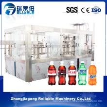 Ligne complète de production / installation de remplissage automatique de cola
