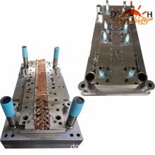 Molde de punção de precisão personalizado para peças de metal