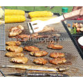 PTFE Reusable Heavy-duty teflon Non Stick BBQ Grill Mats