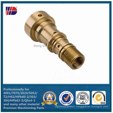 High Quality C36000 Brass Precision CNC Machining Part
