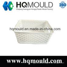 Plastikkorb-Einspritzungs-Werkzeug-Waren-Korb-Form