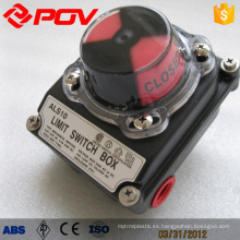Caja de interruptor de límite APL210N