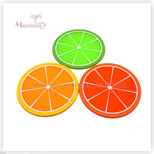 Promotional Cup Mat Silicone Cup Coaster