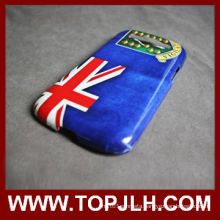 Sublimation Customized Plastic Mobile Phone Case for Samsung Galaxy S3
