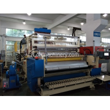 LLDPE Co-Estrusione Plastica Cast Film Machine