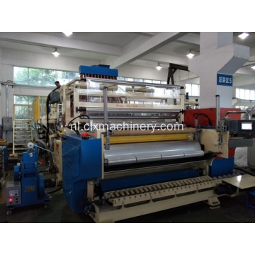 Multi-layer Co-Extrusion Plastic Cast Film Machine
