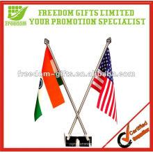 Bandeira de mesa personalizada de qualidade superior
