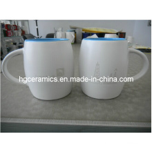 Lasergravierte Keramik Becher