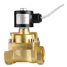 Válvula solenoide de latón normalmente cerrada (SLA1WH02T1K50)