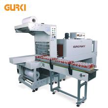 Gurki Pe Film Heat Plastic Film Bottle Shrink Wrap Machine