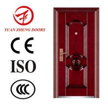 China Puerta de fábrica de madera de teca Puerta principal diseños